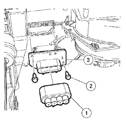 Ford Blower Motor Wiring Diagram