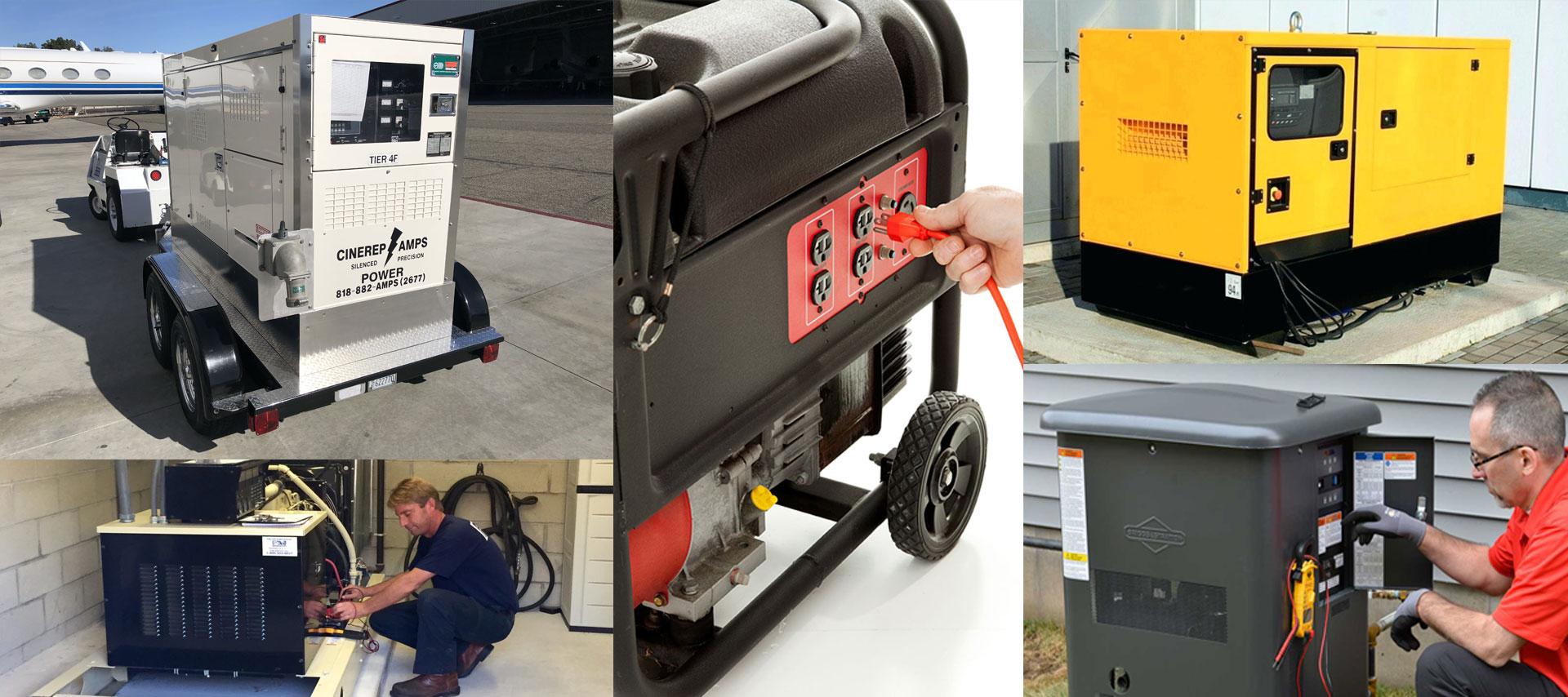 Mobile Generator Repair and Service by robert grove