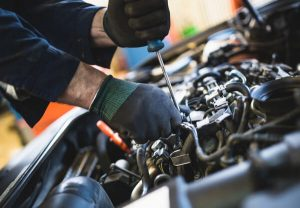 mobile diesel mechanic, car servicing