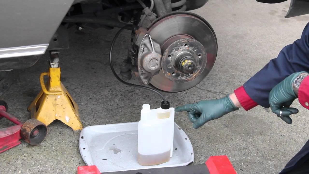 Brakes Flushing