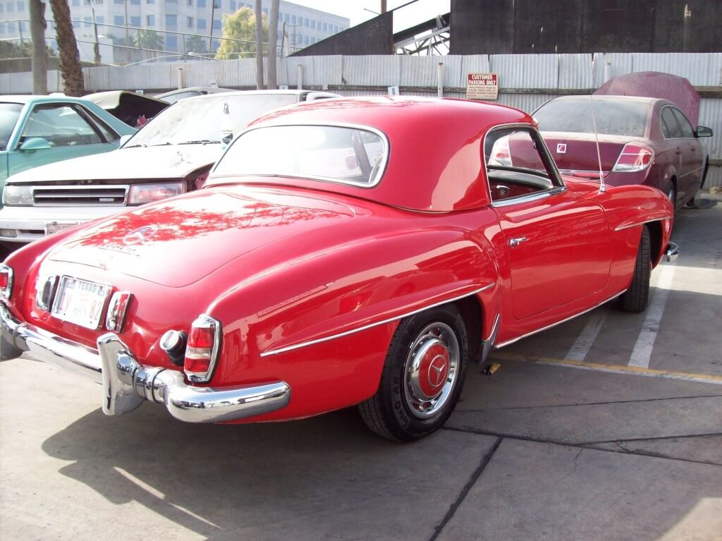 classic cars services