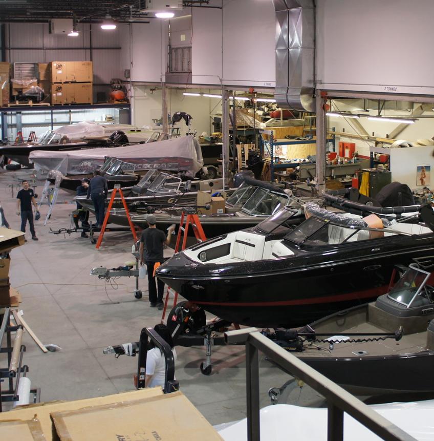 marine boat repairs