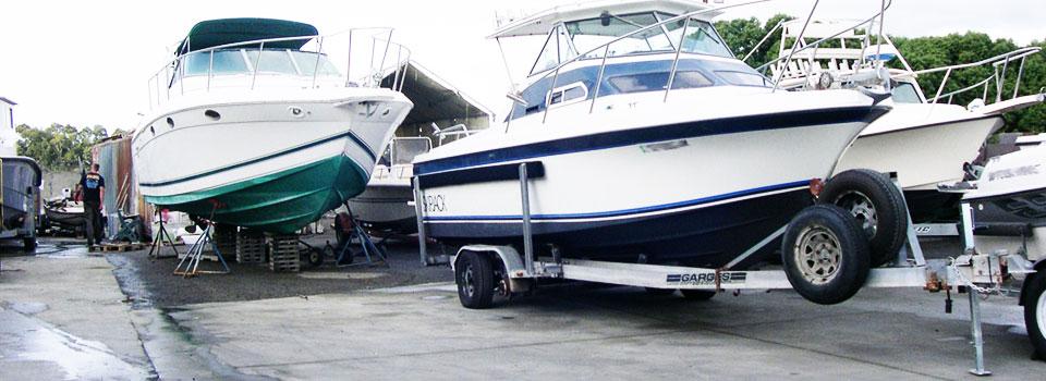boat engine repair