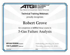 5-Gas Failure Analysis