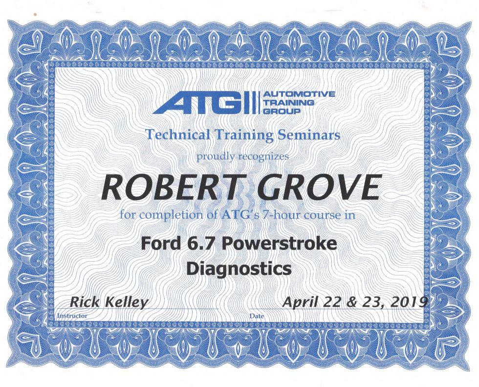 Ford 6.7 Powerstroke Diagnostics